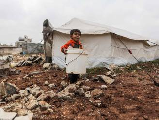 Syrische kinderen zien na tien jaar oorlog geen toekomst meer in hun land