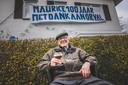 Maurice vierde woensdag zijn honderdste verjaardag. Volgens hem dankzij het drinken van Orval.