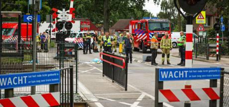 Man overleden na ongeluk op spoorwegovergang in Wolfheze: 'Voor zoiets waren we al heel lang bang'