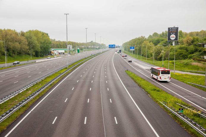 Een snelweg. Foto ter illustratie.