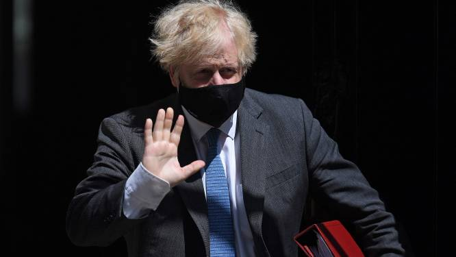 Britten mogen vanaf 19 juli zelf kiezen of ze mondmasker dragen
