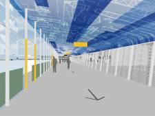 Eindhoven Airport gaat looproute naar vliegtuigen overkappen