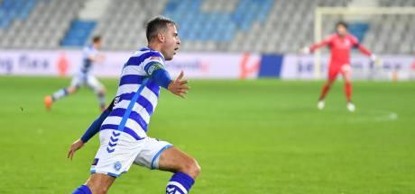 Het woord is nu aan Ralf Seuntjens: De Graafschap-spits moet opstaan in kraker tegen zijn nieuwe club NAC