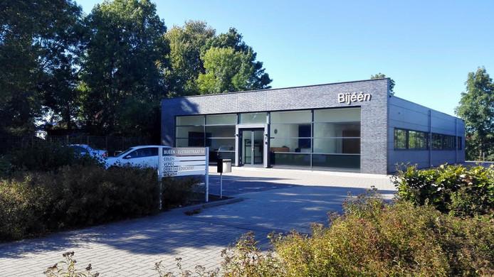 Het nieuwe gebouw Bijéén.