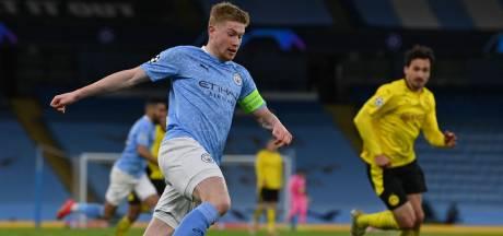 De Bruyne met nieuw contract duurste Manchester City-speler ooit