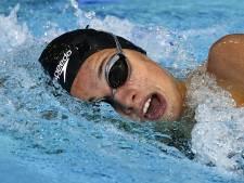 Valentine Dumont bat son record de Belgique du 400m libre