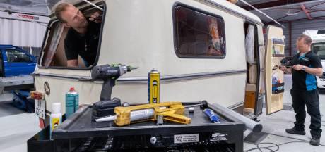 Overwerken om met camper en caravan op pad te kunnen: 'Maak op tijd een afspraak, anders is het straks echt nee'
