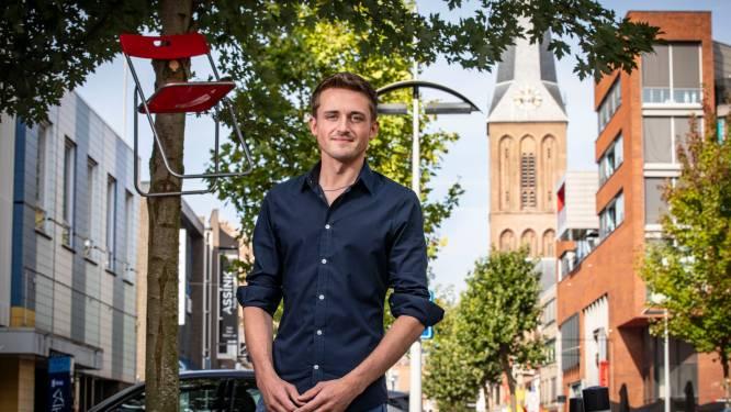 De kersverse Hengelose VVD-fractievoorzitter Mitchell Boers (28): 'Mijn grootste angst? Niet gezien worden'