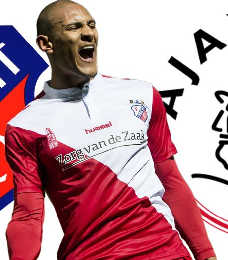 Haller en Ajax drijven FC Utrecht in het nauw