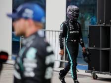 'Verkeerde beslissing' kost Hamilton punten: 'Ik wist wat er zou gebeuren'