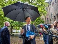 Formatie maakt tussenstap: Rutte en Kaag gaan samen eerste aanzet tot regeerakkoord schrijven