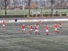 KNVB schorst spelers JVC Cuijk maanden voor incident met karatetrap