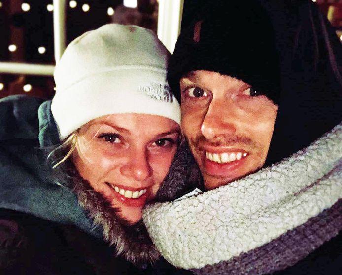 Elke en Regi Instagram vakantie lapland