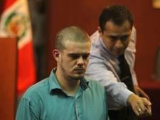 'Joran van der Sloot besmet met corona in gevangenis Peru'