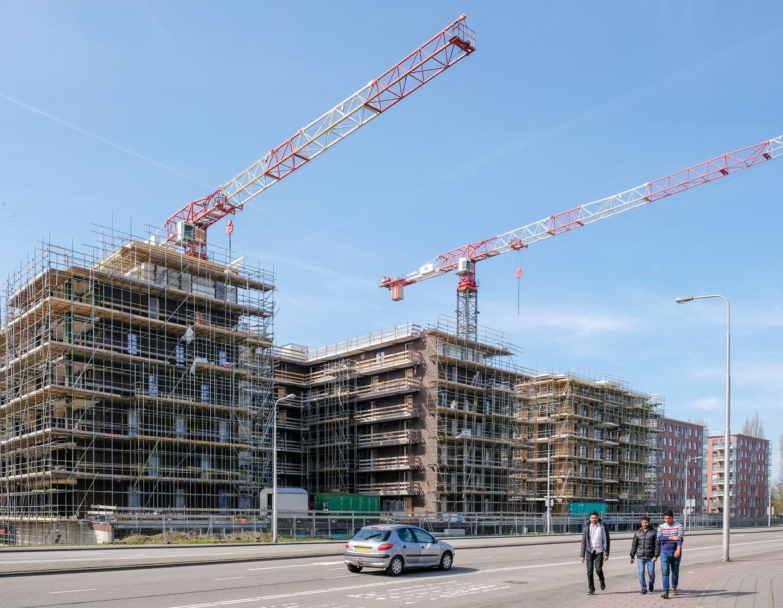 In Amstelveen is bouwen makkelijker.  Beeld Hollandse Hoogte / Kim van Dam