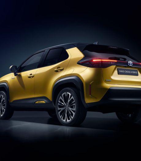 De nieuwe Toyota Yaris Cross: klaar voor de start