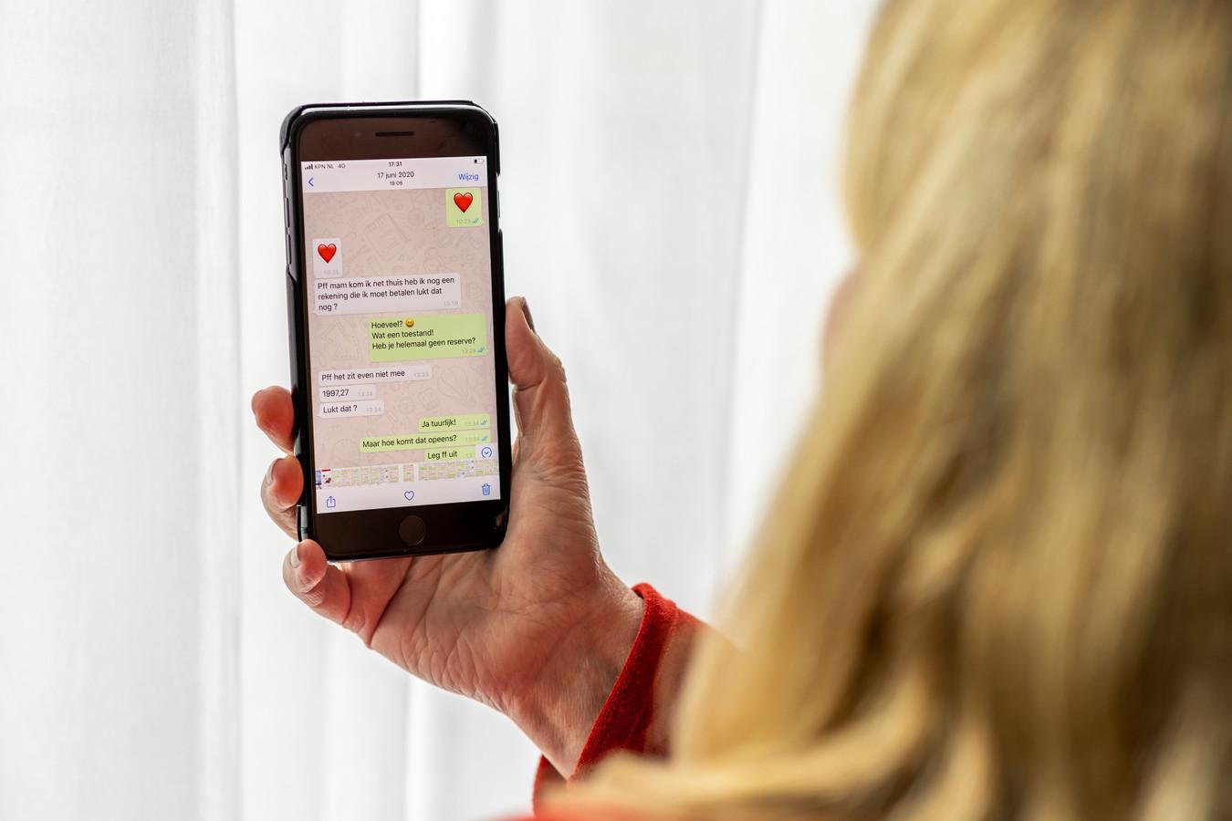 WhatsApp-fraude neemt enorm toe, met gemiddeld 1500 euro schade per slachtoffer.