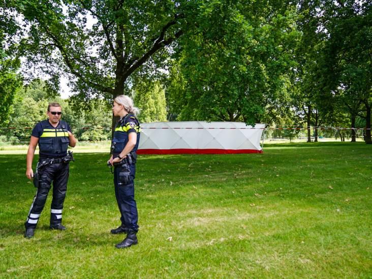 Overleden man aangetroffen in parkje bij TU Eindhoven