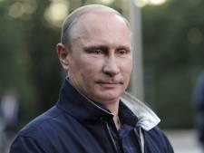 """L'usage d'armes chimiques, """"absurdité totale"""" pour Poutine"""