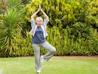 Simpele oefening verkleint risico op valpartij bij 65-plusser