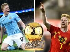"""L'Euro avant le Ballon d'Or pour Kevin De Bruyne? """"Il a pris une autre dimension cette saison"""""""