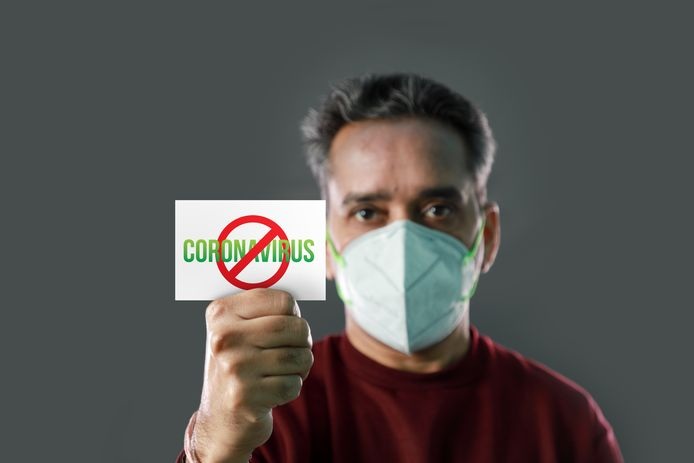 Het coronavirus. Foto ter illustratie.
