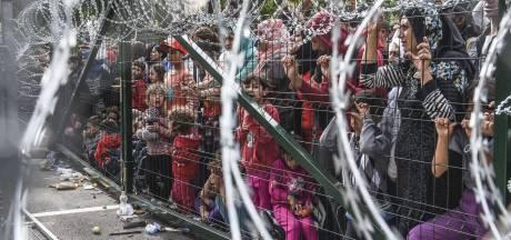 Hongarije begint aanleg grenshek bij Kroatië