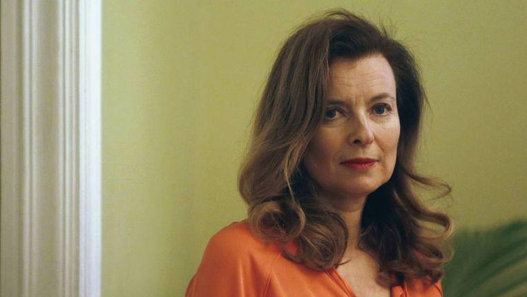 Valérie Trierweiler Beeld reuters