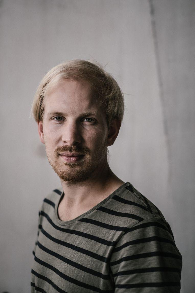 Rutger Bregman Beeld Wouter Van Vooren