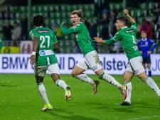 FC Den Bosch geeft gewonnen wedstrijd na rust volledig uit handen bij FC Dordrecht