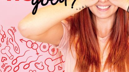 Van eerste keer verliefd tot eerste keer porno: 'Seksuolotte' bundelt tips voor tieners in 'Doe ik het goed'-boek
