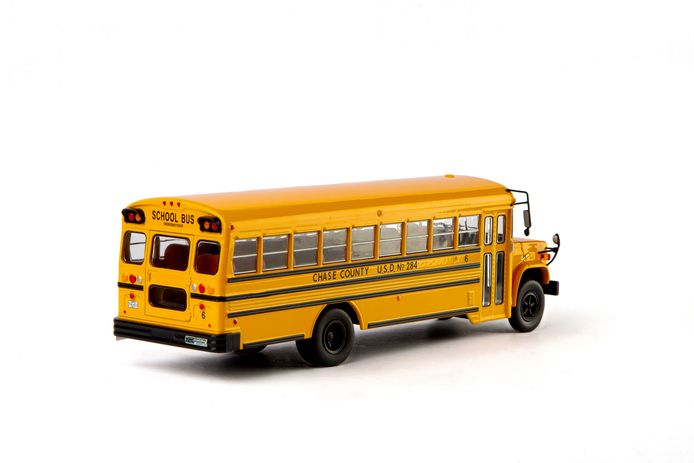 GMC 6000 schoolbus (1990)