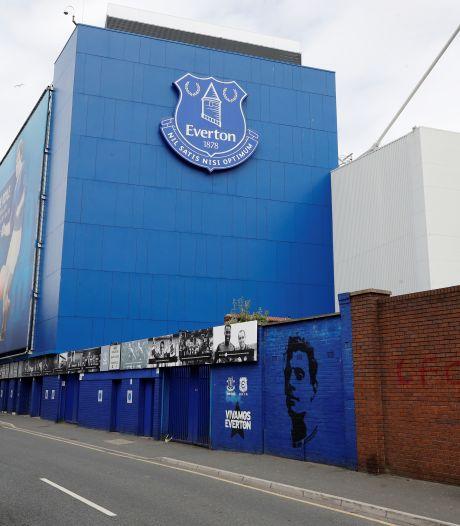 Everton-speler geschorst vanwege misbruikzaak