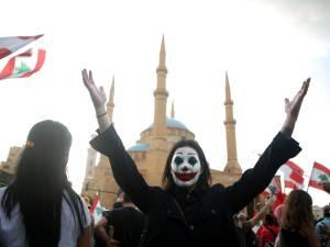 Les Libanais dans la rue pour dénoncer la corruption et l'incompétence du gouvernement