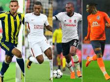 Zes Nederlanders, twee derby's: Istanboel in vuur en vlam