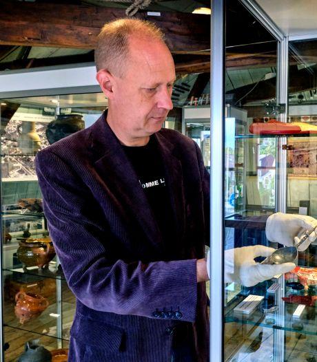 Nog stééds geen opslagplek voor waardevolle archeologische vondsten: 'Ligt nu allemaal thuis'