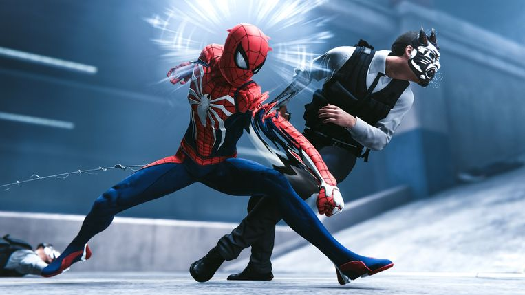 Spider-Man Beeld Sony
