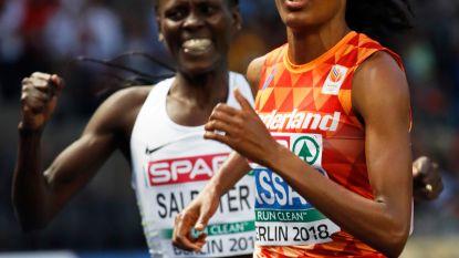 Zuur! Salpeter begaat monumentale blunder op de 5.000 m door een lap te vroeg te juichen om het zilver