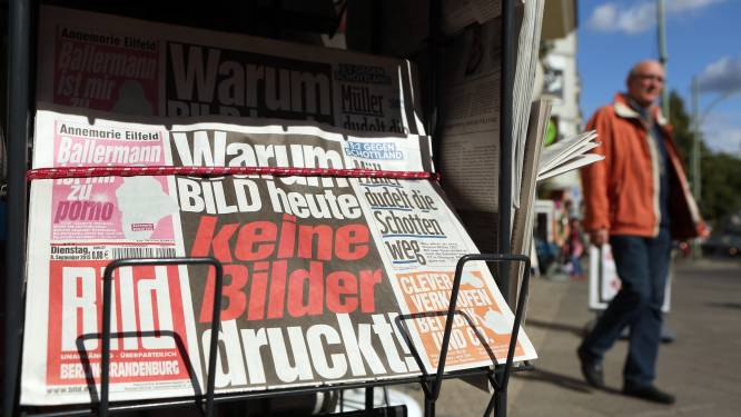 Duitse tabloid 'Bild' komt met eigen tv-zender