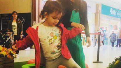 Waasland Shopping Center pakt uit met huppelparcours voor kinderen