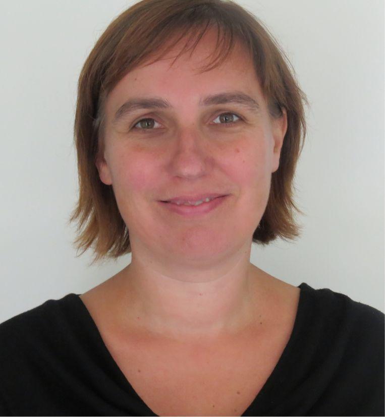 Kirsten Pauwels. Beeld