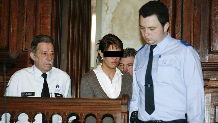 De verdediging van Carolien Van Looy pleit uitlokking. Beeld UNKNOWN