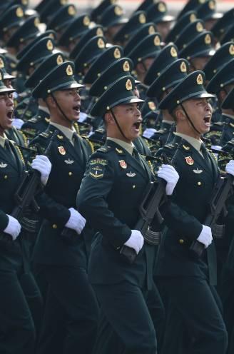 ANALYSE. Hoe China's militaire opbouw het Westen nu al verzwakt