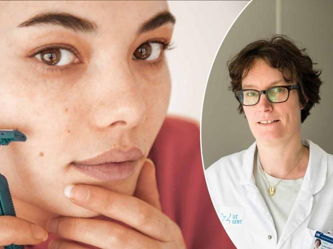 Last van ongewenste haargroei? Dermatoloog legt uit wat je ertegen kan doen