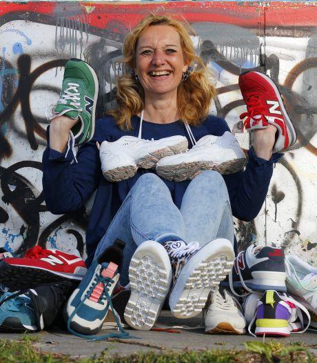 Sneakers geveild voor 1,5 miljoen euro, wat vinden fans? 'Wil ze toch liever dragen'