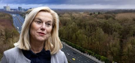 'Ik ben tégen verbreding van de A27 bij Amelisweerd', zei Kaag: maar wat merken we daar straks van?