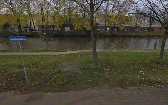 De Spoorsingel in Coevorden.