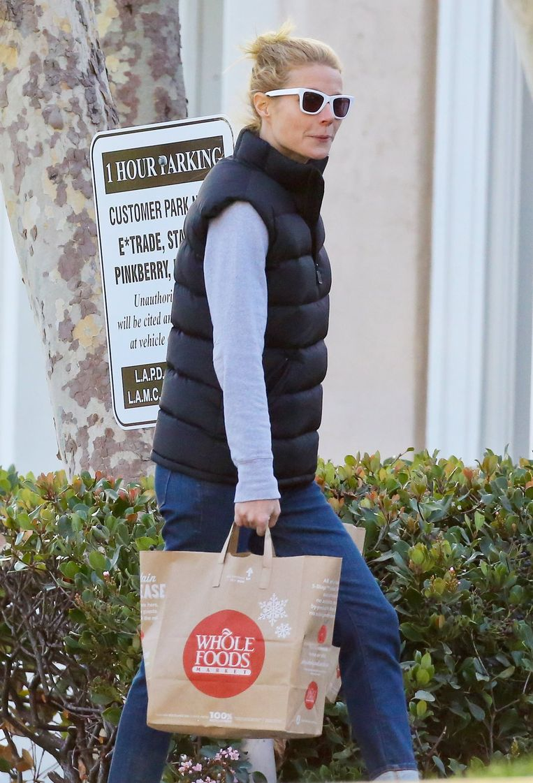 Paltrow gaat graag winkelen bij Whole Foods. Kwalitatief, maar niet bepaald de goedkoopste winkelketen.