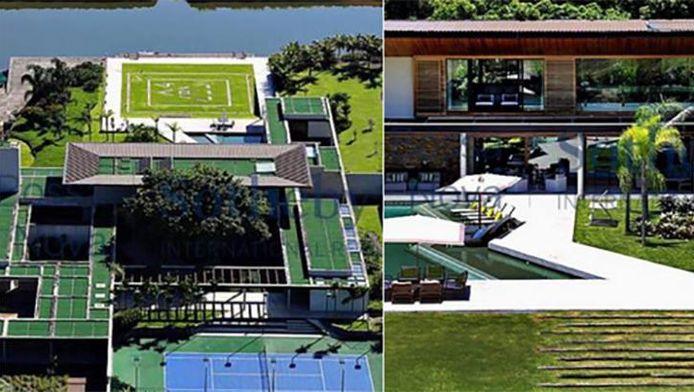 Neymar Haus