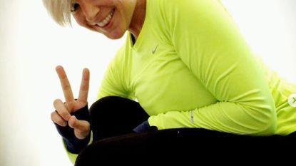Amerikaanse jogster loopt al jaren routes in vorm van penis